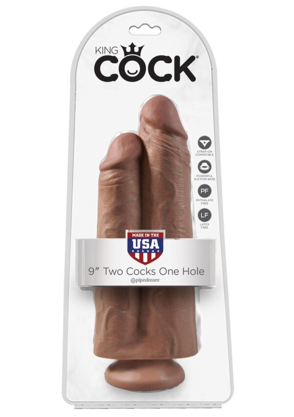 buy 2 cock double dildo